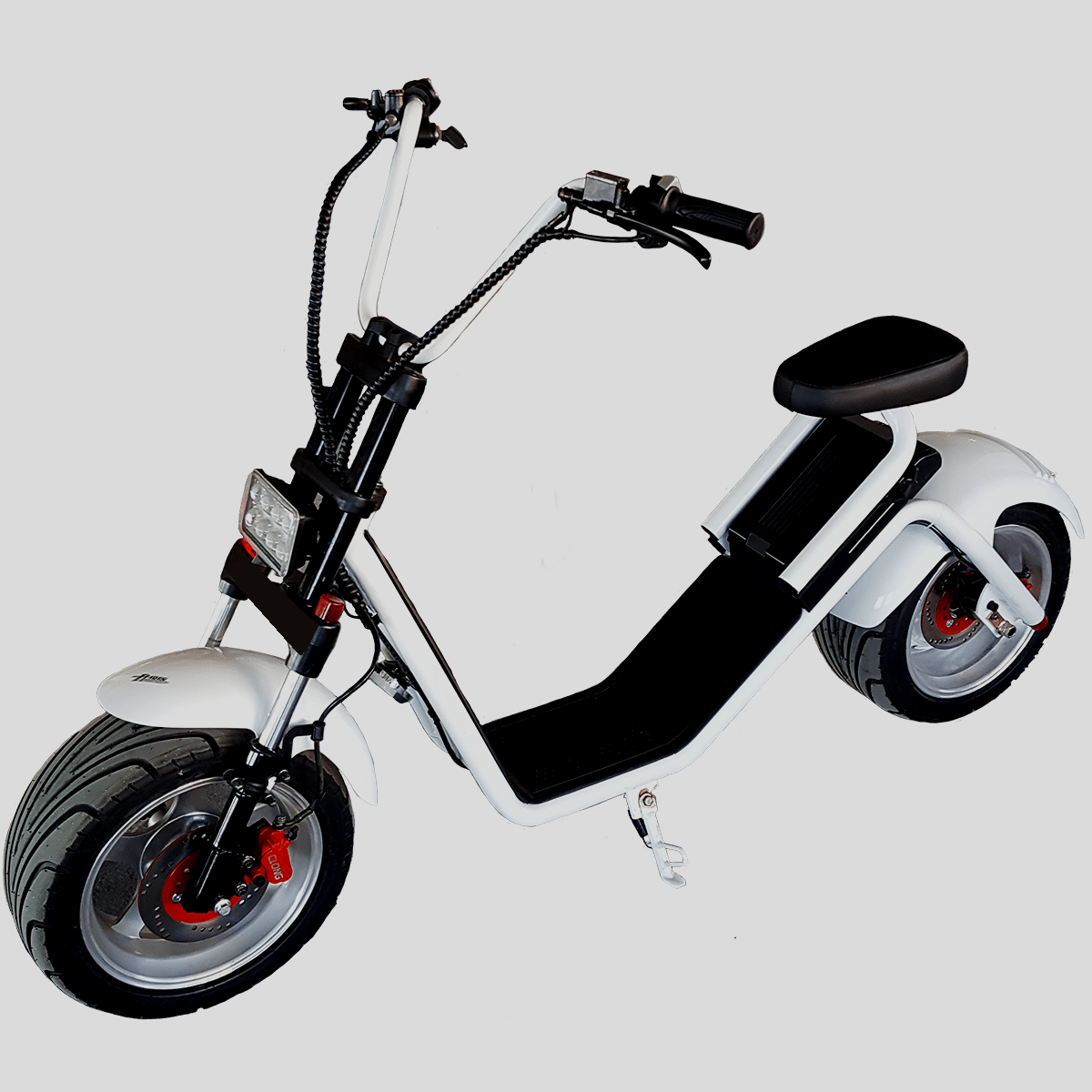 elektro scooter mit strassenzulassung. Black Bedroom Furniture Sets. Home Design Ideas